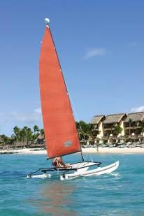 Sports nautiques proposés par le Constance