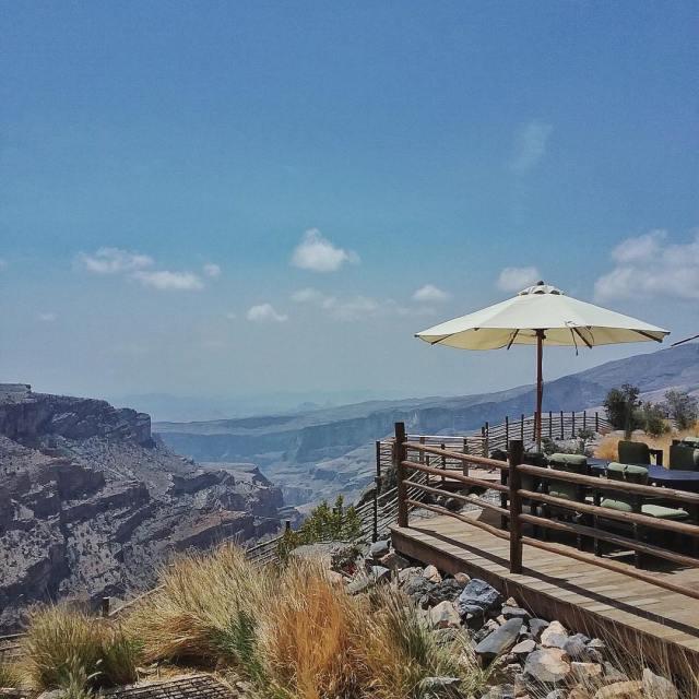 Vue sur le Jebel Akhdar alilajabalakhdar oovatu oman igers viewhellip