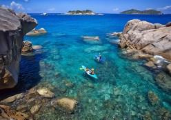 Canoë jusqu'à Coco Island !