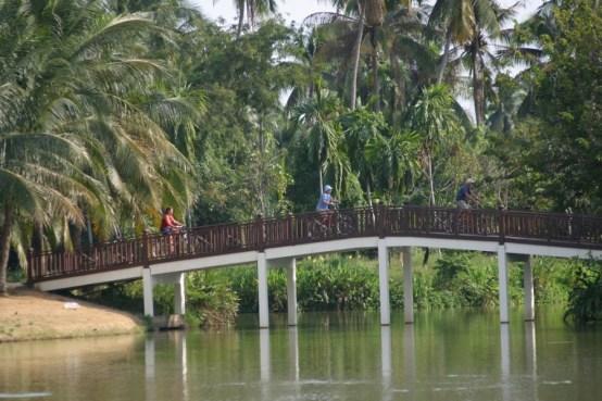 Profitez d'une balade champêtre à Bangkok
