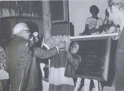 Ouverture de L'hôtel en 1975