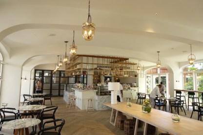 La salon de thé du Saint Géran