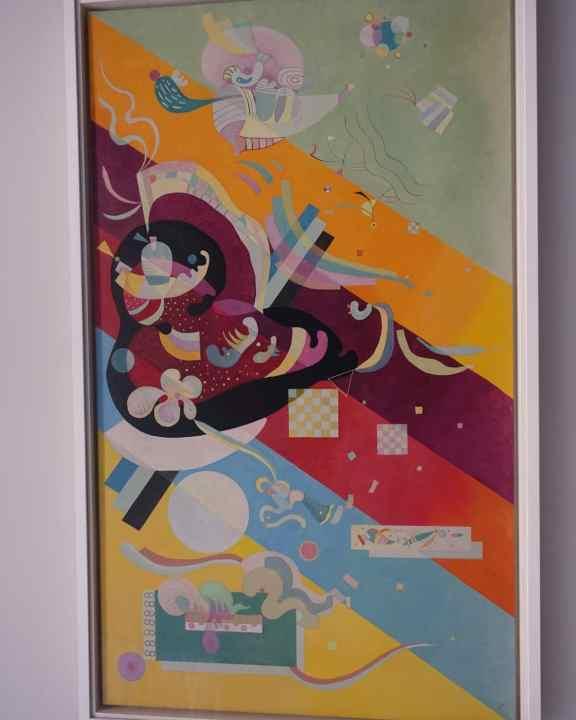 Composition IX de Kandinsky