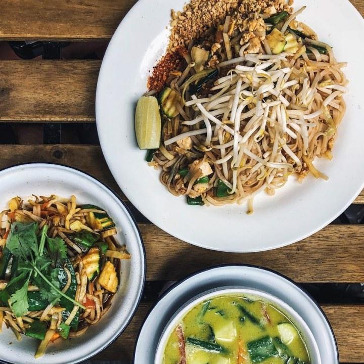 Pad thai, l'emblème de la street food