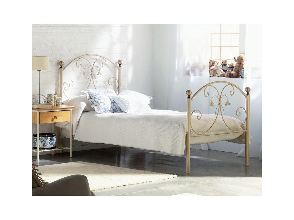 lit paloma en fer forge meuble design pour la chambre haut de gamme