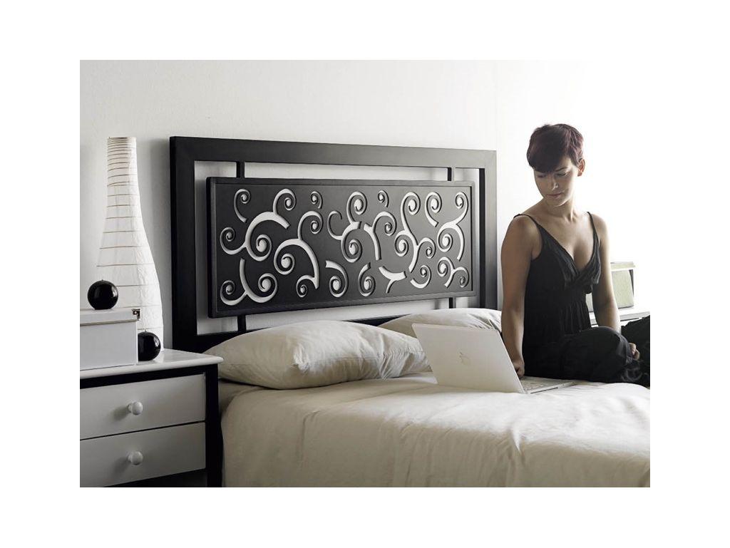 tete de lit rizos en fer forge meuble design pour la chambre le monde du lit