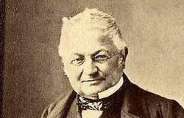 Adolphe Thiers | Les présidents de la république | Le Petit Manchot |  histoire patrimoine personnage