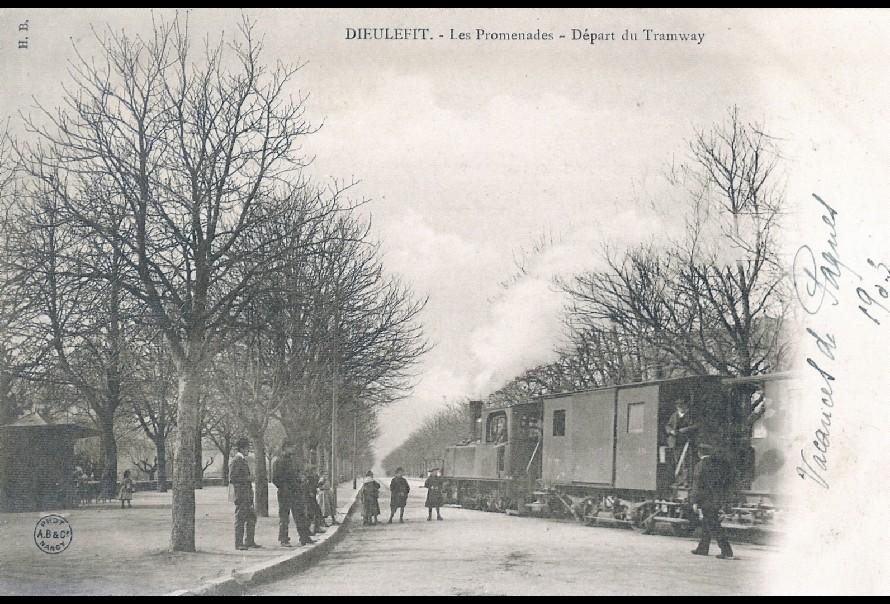 Gare Dieulefit