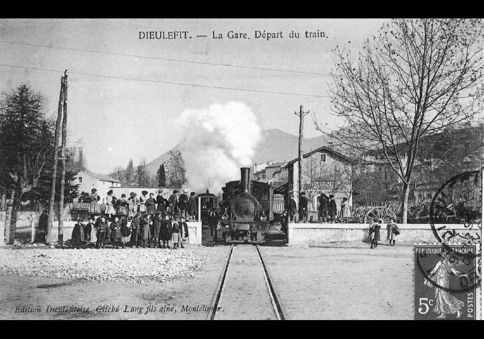 Gare de Dieulefit