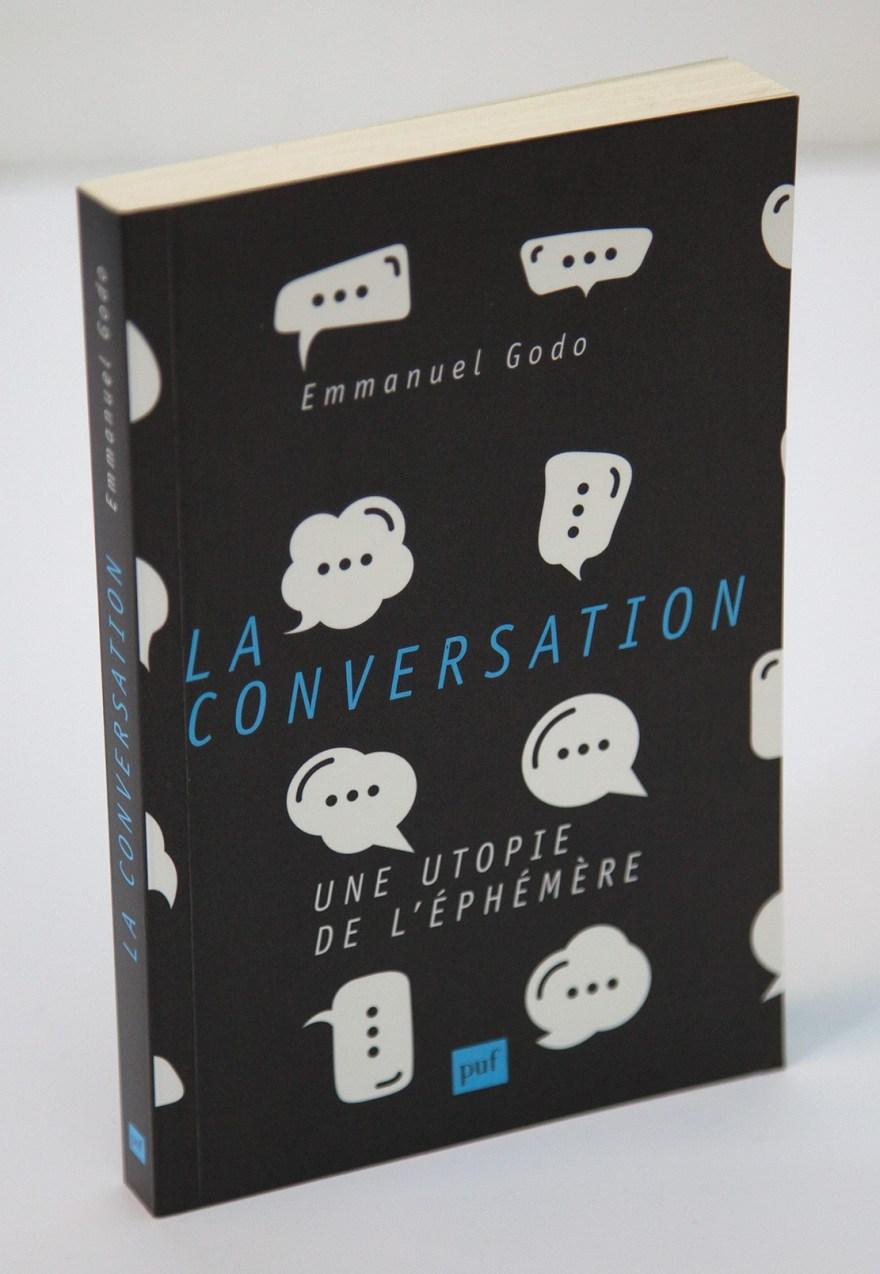Emmanuel Godo - La conversation - PUF