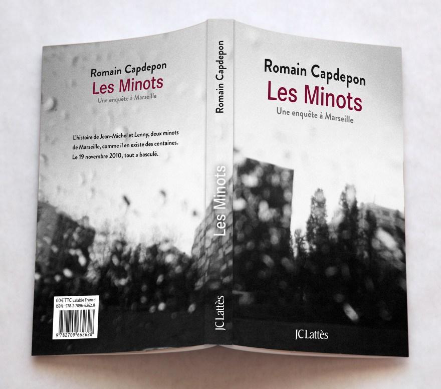 Les Minots de R. Capdepon aux Éditions JC Lattès