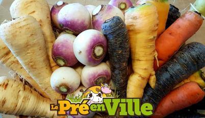 2019_03_07 Legumes de Sophie Le pre en ville Caen
