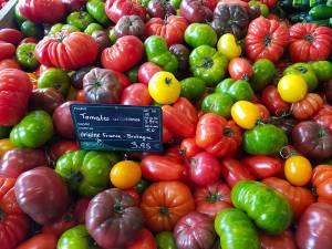 tomates fraiches anciennes de france bretagne