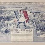 Citation à l'ordre du jour 1916