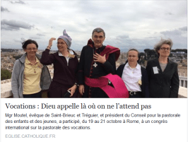 congrès vocations