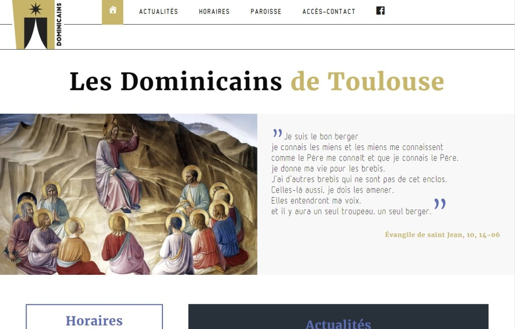 Site des Dominicains de Toulouse