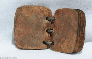 Is this the first written mention of Jesus? 2,000-year-old lead tablets found in a remote cave ARE genuine, claim researchers