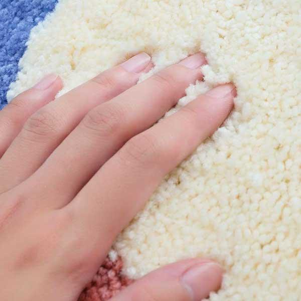 Texture du tapis shiba inu
