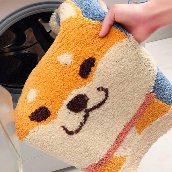 Tapis Shiba inu machine à laver