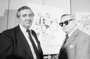 Jerry Siegel & Joe Shuster - Créateurs de Superman