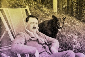 hitler-chien-medor-raciste
