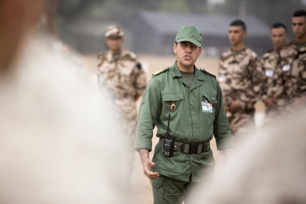 AL17أسود الأطلس: تدريب عسكري دولي في المغرب بحضور 1300 جندي