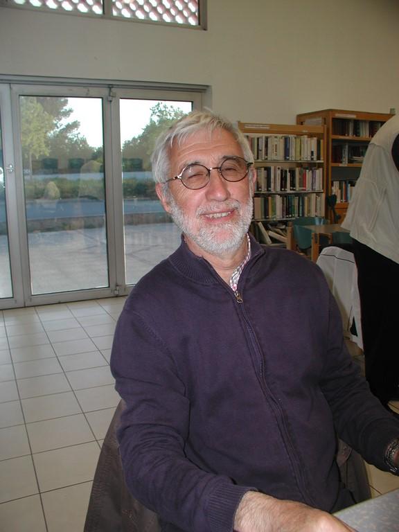René après ses vacances en Andalousie
