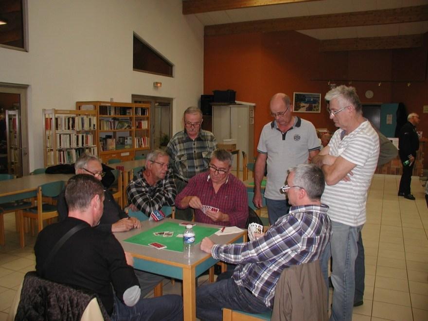 Jean-Paul et son fan club