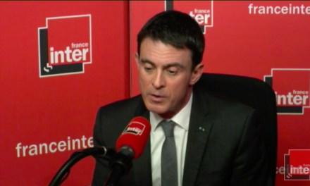 Manuel Valls : «Je suis celui qui peut gagner»
