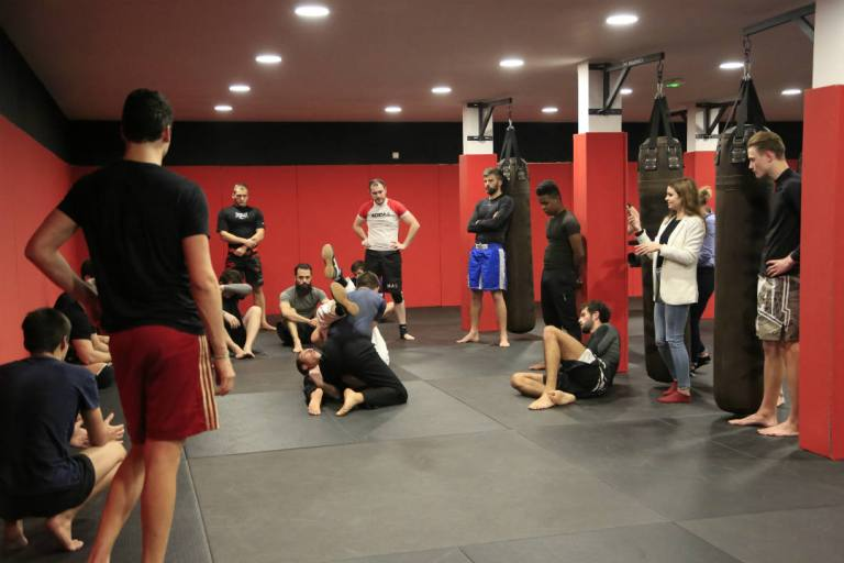 Phtoto MMA