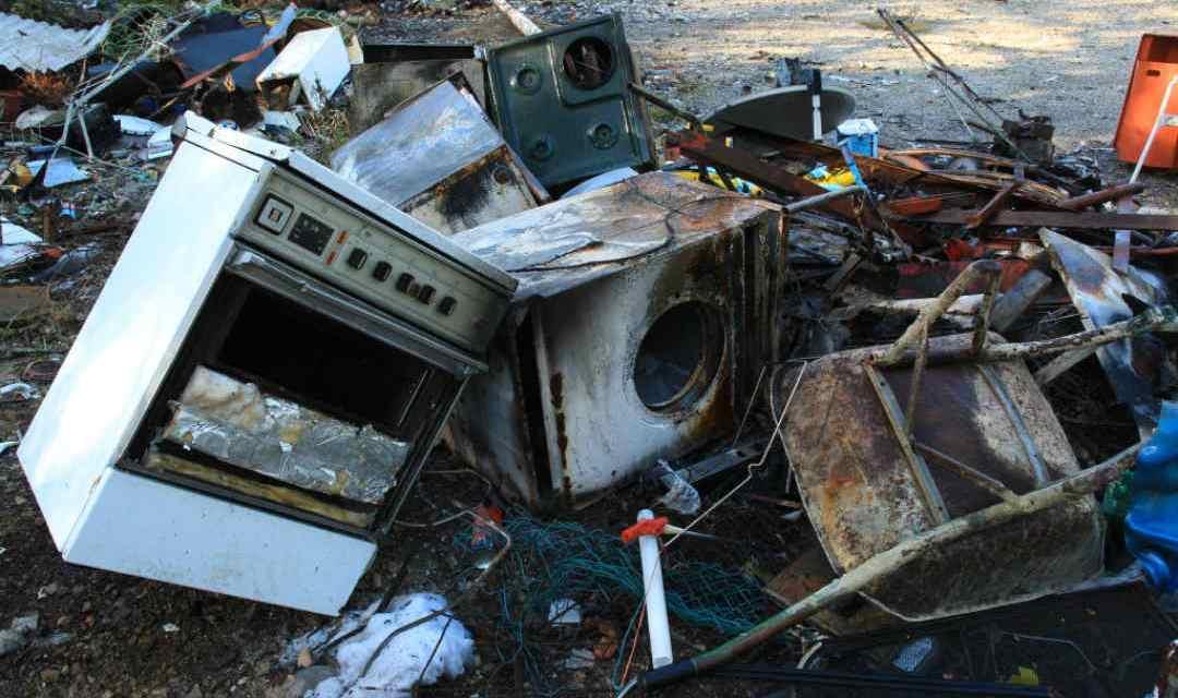 Avec la collecte solidaire, recyclez vos appareils électroménagers
