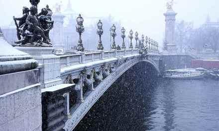 La neige à Paris vue depuis Twitter