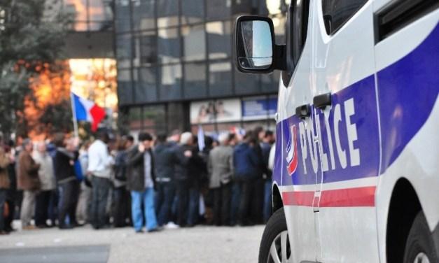Forte présence policière pour les élections