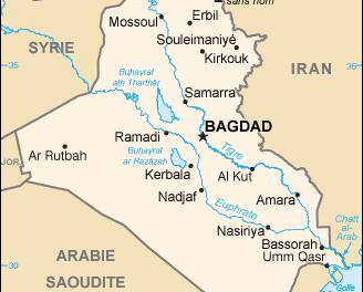 Bagdad pleure ses 30 morts dans un double attentat suicide