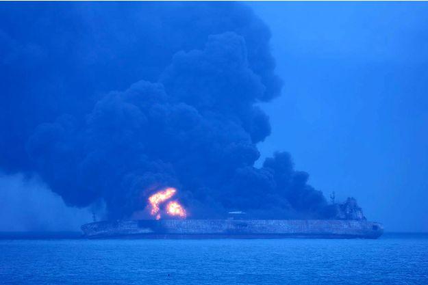 Chine : la marée noire de plus en plus inquiétante