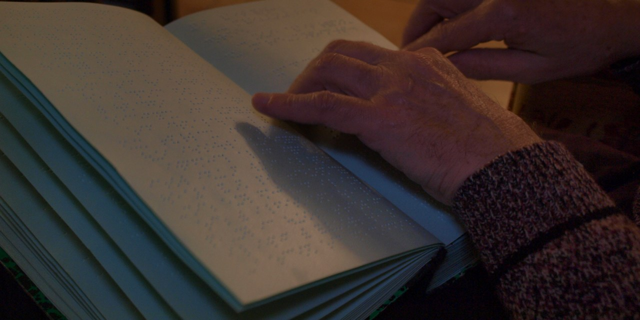 Grand format : le braille s'écrit à Toulouse