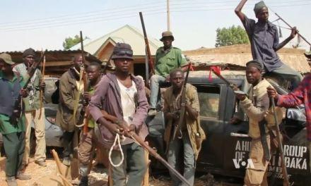 14 «présumées» lycéennes de Chibok déclarent refuser de rentrer chez elles.
