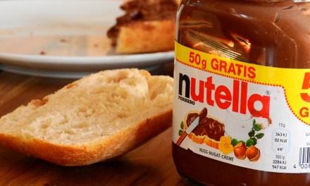 La twittosphère s'enflamme pour du Nutella