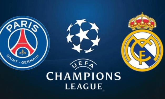Real Madrid – PSG : Le choc de deux institutions européennes du football