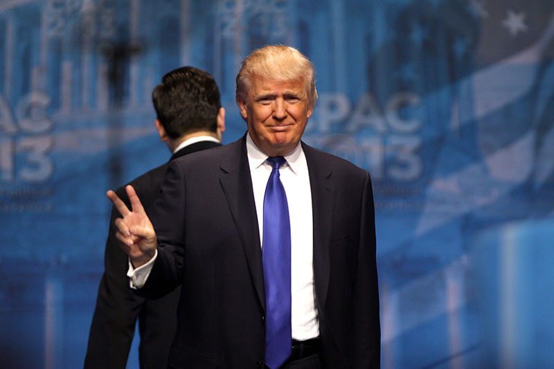 Trump infidèle ? Le silence d'une actrice pornographique acheté