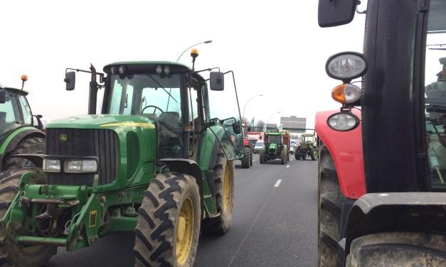 Victoire des agriculteurs en colère, le réseau routier rouvre progressivement