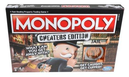 Une édition de Monopoly «pour les tricheurs» va sortir