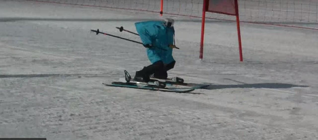 Les robots aussi ont droit à leur course aux Jeux Olympiques