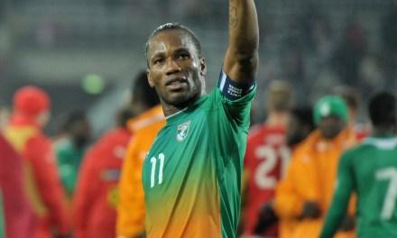 Drogba arrête sa carrière de footballeur