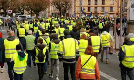 En direct. L'acte XI des Gilets jaunes à Toulouse