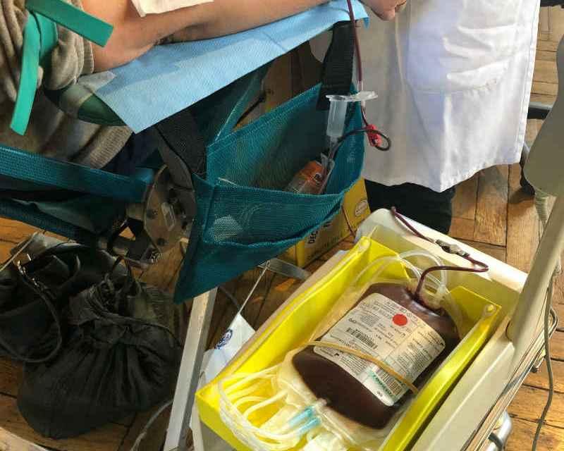 Vidéo : c'est parti pour 3 jours de collecte de sang au Capitole