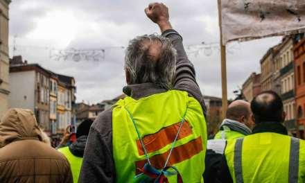 Gilets jaunes : un appel à la mobilisation des syndicats