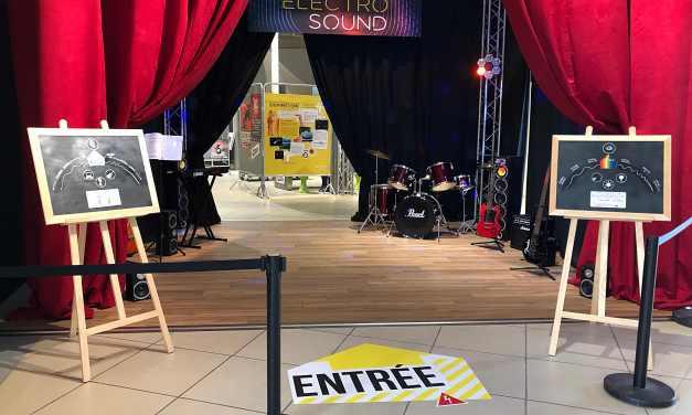 Electrosound : passez de l'autre côté de la scène