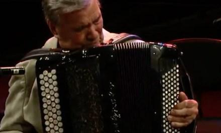L'accordéoniste Marcel Azzola est décédé à 91 ans