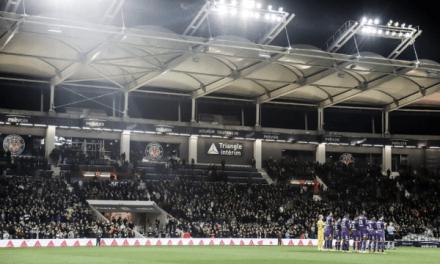 Ligue 1 : Match nul pour le TFC face à l'OL